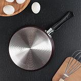 Сковорода блинная «Хит», d=22 см, фото 3