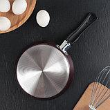 Сковорода блинная «Хит», d=18 см, фото 3