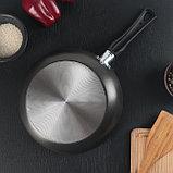 Сковорода «Классика атлас», d=24 см, фото 3