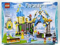 20054 Замок Холодное сердце II конструктор 581дет (реплика,не оригинал)