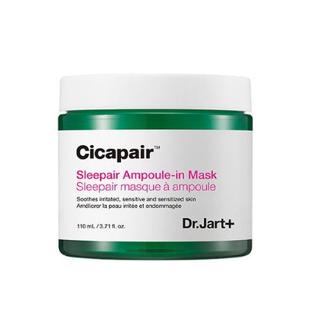 Восстанавливающая ампульная гель-маска, с центеллой азиатской,DR.JART+ CICAPAIR SLEEPAIR AMPOULE-IN MASK, фото 2