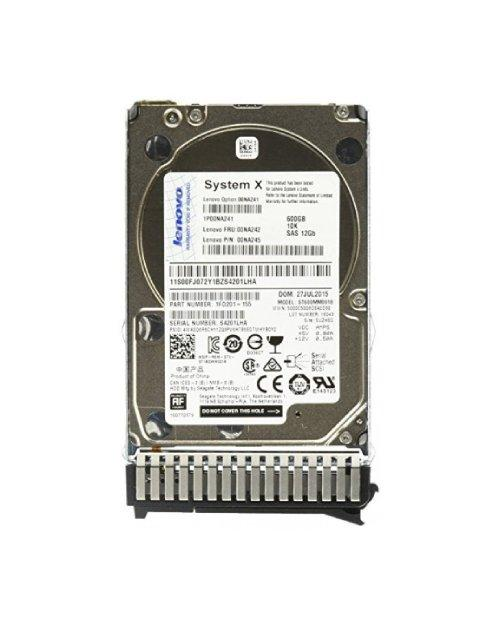 "Жесткий диск Lenovo ThinkSystem 2.5"" 600GB 10K SAS 12Gb Hot Swap 512n HDD"