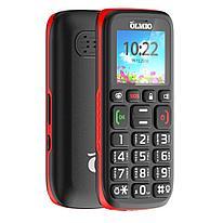 Мобильный телефон Olmio C17 черный