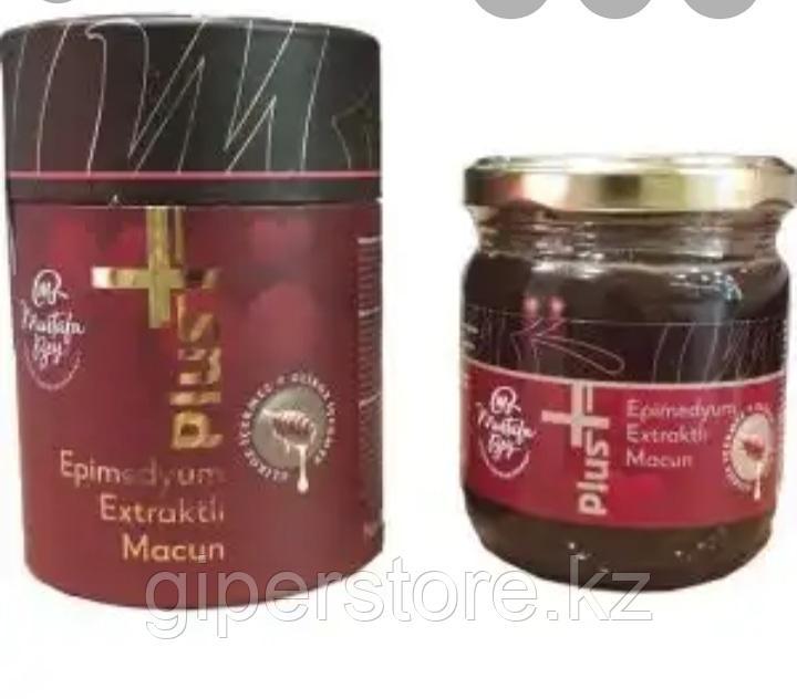 Mustafa Bey Plus Epimedyum Extract Macun