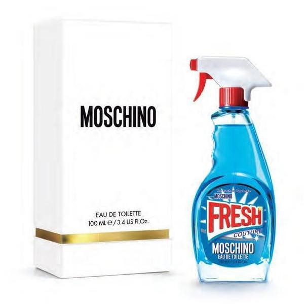 Moschino Fresh Couture Мини 4 ml (edt)