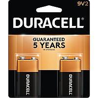 Батарейка щелочная Duracell 9V ,1 шт,Малайзия