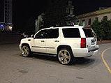Прокат/аренда джипа Cadillac Escalade (Кадиллак Эскалейд), фото 7