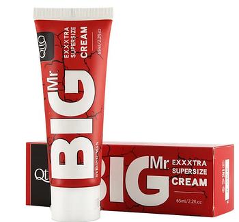 Крем для увеличения пениса Mr big exxtra supersize cream 65мл