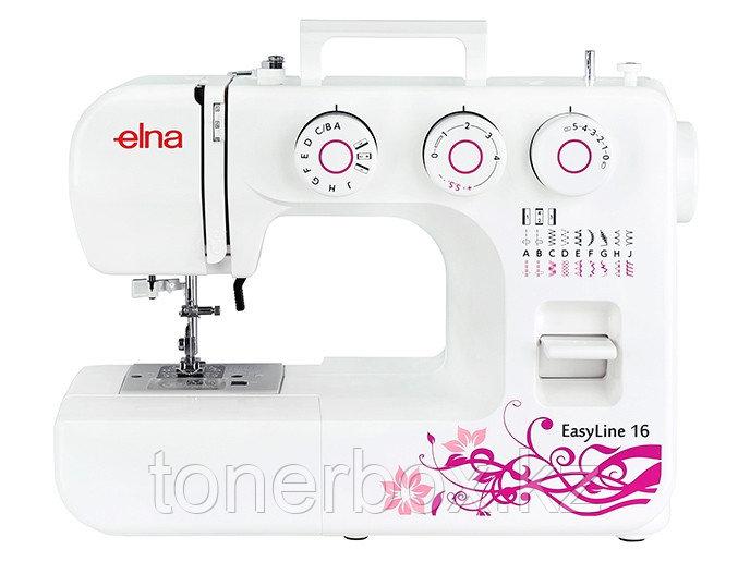 Швейная машинка ELNA Easy Line 16