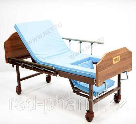 MET KARDO LIGHT Недорогая высокая медицинская кровать при переломе шейки бедра, фото 2