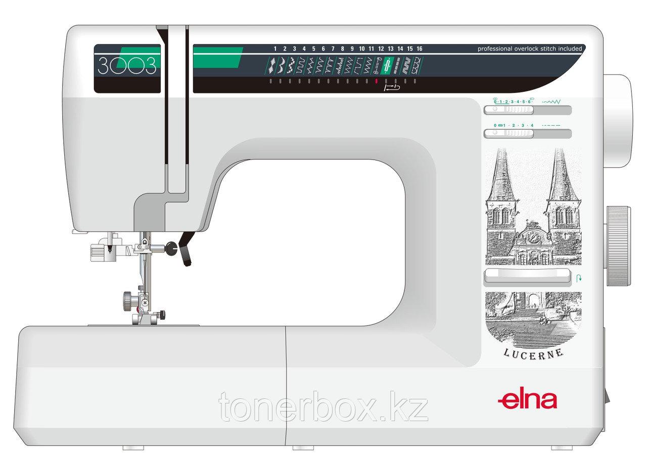 Швейная машинка ELNA 3003