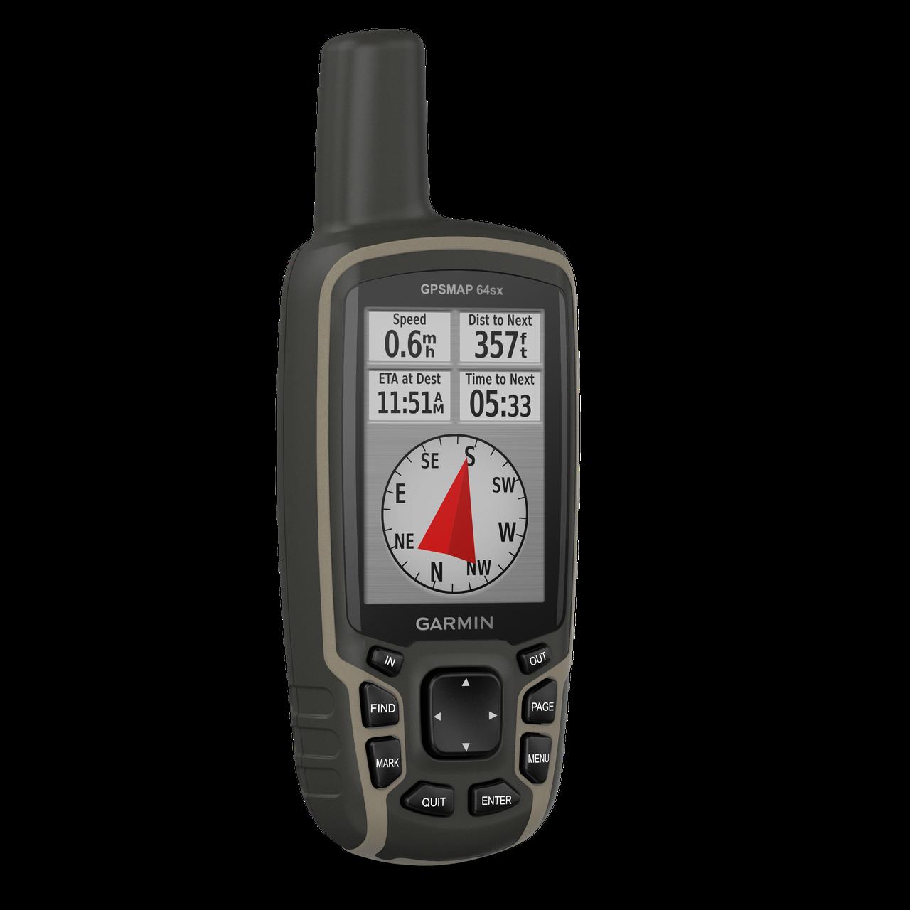 Навигатор Garmin GPSMAP 64Sx