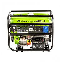 Генератор бензиновый БС-8000Э, 6,6 кВт, 230В, 4-х такт., 25 л, электростартер// Сибртех 94549, фото 1