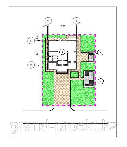 Проекты двухэтажных домов - фото 1
