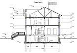 Проекты двухэтажных домов, фото 2