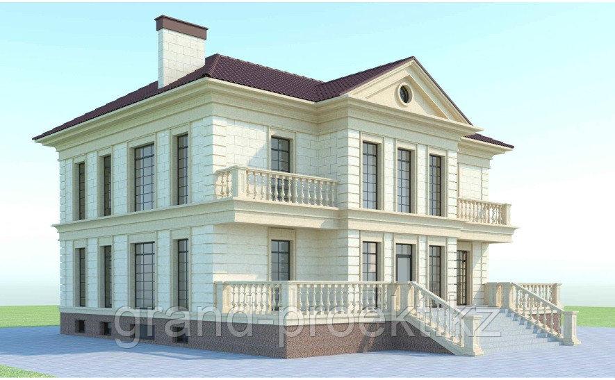 Проекты двухэтажных домов - фото 3