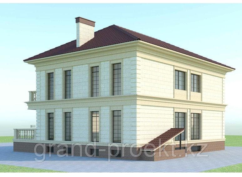 Проекты двухэтажных домов - фото 6