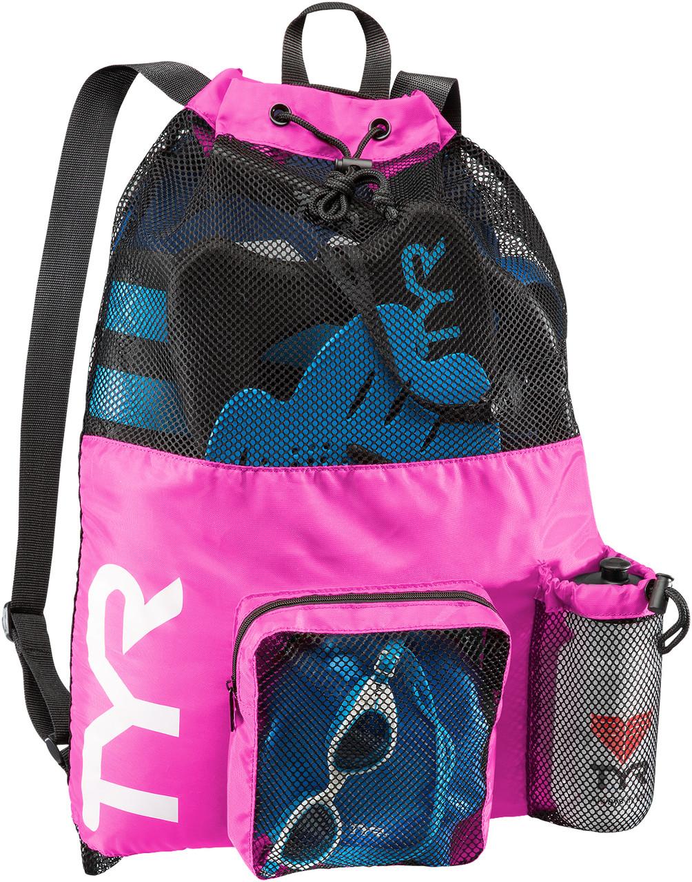 Рюкзак для аксессуаров TYR Big Mesh Mummy Backpack 670