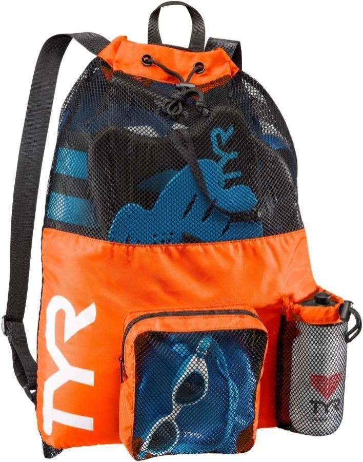 Рюкзак для аксессуаров TYR Big Mesh Mummy Backpack 820