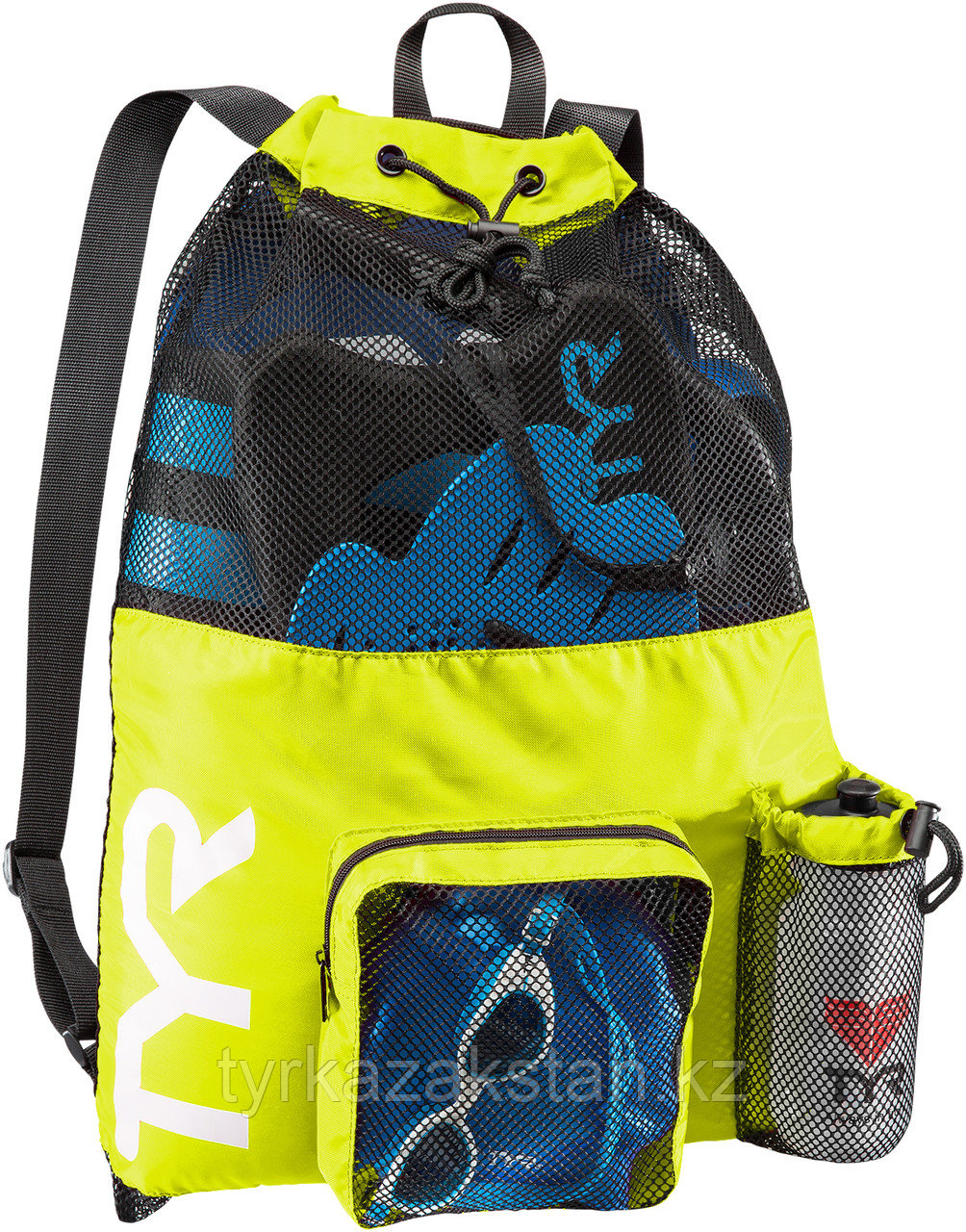 Рюкзак для аксессуаров TYR Big Mesh Mummy Backpack 730