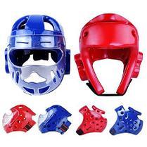 Шлем защитный для тхэквондо закрытый, фото 3
