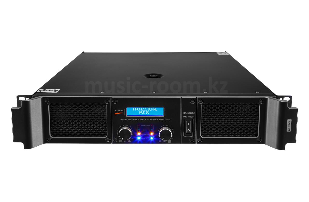 Усилитель мощности LNM HX2800 черный