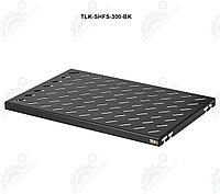 Полка стационарная TLK, для шкафа Г450мм, BK