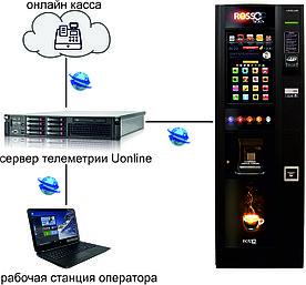 Онлайн касса для кофейных и торговых автоматов