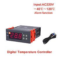 Терморегулятор MH1210W охлажд-нагрев (инкубаторы,холодильники, отопление)