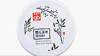 Детский тальк для малышей с растительными компонентами 140 гр