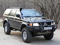 Mitsubishi Pajero Sport и Challenger с 1996 года по 2008 год шноркель - T4