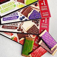 Шоколад Sarotti 4Tafelchen   27 гр. (ассорти: клубника, ягода, лайм, кофе)