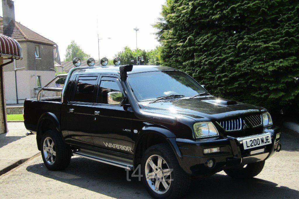 Mitsubishi L200 с 1996 года по 2004 год шноркель - T4