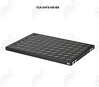 Полка стационарная TLK, для шкафа Г600мм, BK