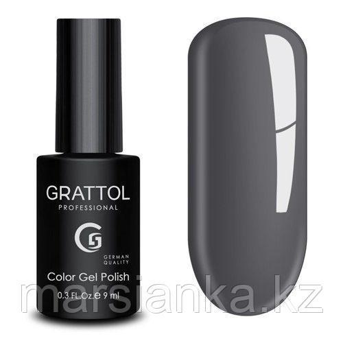 Гель лак Grattol #172 Titanium, 9ml
