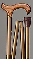 Трость Derby-Folding-Cane bronze Gastrock (Германия)