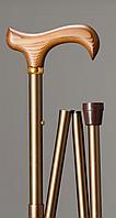 Трость Slim Derby-Folding-Cane bronze Gastrock (Германия)