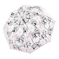 Зонт-трость Doppler прозрачный