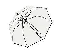 Зонт-трость Derby прозрачный полуавтомат