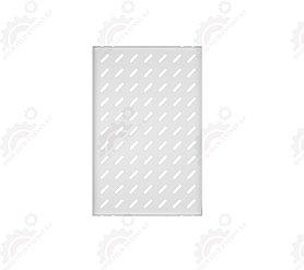 Полка стационарная TLK, для шкафа Г800мм, GY