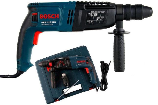 Перфоратор Bosch GBH 2-26 DFR Professional (0611254768), фото 2