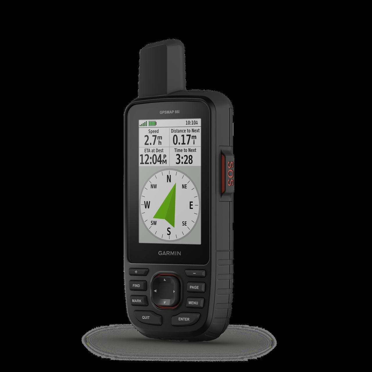 Навигатор Garmin GPSMAP 66i