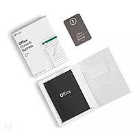 Microsoft Office для дома и бизнеса  2019 (1 ПК/Mac) BOX. Product key-no disc