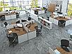 Белая офисная мебель, фото 9