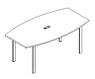 Конференц столы на металлических ножках, фото 8