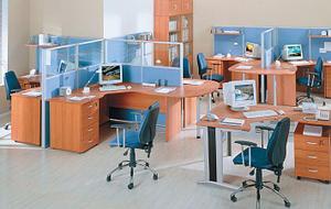Мебель офисные столы