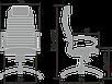 Кресло руководителя Samurai, фото 5