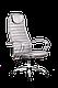 Кресло ортопедическое офисное хром  бизнес, фото 4