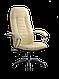Кресло ортопедическое офисное хром  бюджет, фото 8