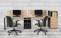 Офисные столы в стиле лофт